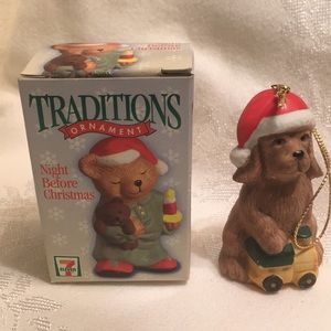 Traditions ornament collection 1998